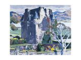 Barcaldine Castle  Argyll  c 1928
