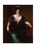 Portrait of Mrs  c1910