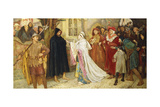 The Penance of the Duchess of Gloucester  1902