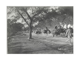 Along the Grand Trunk Road into Delhi  December 1912