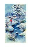 A Winter's Scene  1972