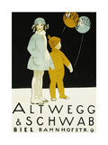 Altwegg and Schwab  1921