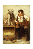 Shoeshine Boy  1902