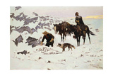 The Frozen Sheepherder  1900