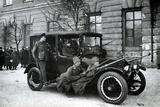 Revolutionary Militia  St Petersburg  1917