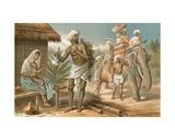 Natives of Hindoostan  Returning from the Tiger Hunt