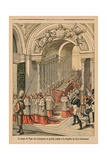The Body of Pope Leo XIII Is Carried with Great Pomp to the Chapel of the Blessed Sacrament  Back…