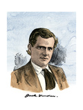 Author Jack London  with His Signature  1903