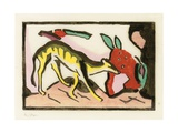Mythical Animal (Landkheit 826)  1912