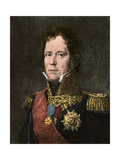 Marshal Michel Ney  Commander of Napoleon's Old Guard at Waterloo