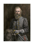 General JEB Stuart  Confederate Cavalry Commander
