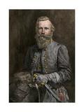 General JEB Stuart  Confederate Cavalry Commander