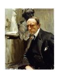Portrait of Troubetzkoy  1910