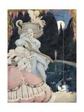 Elegante et Pierrot  1918