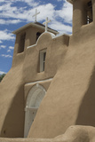 Spanish Colonial Church of St Francis of Assisi  Ranchos De Taos