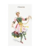 France  Cigarette Card  1915