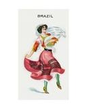 Brazil  1915