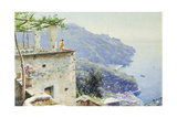 The Ravello Coastline  1926