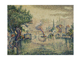 The Pont Neuf (Notre Dame Seen from the Pont-Neuf); Le Pont Neuf (Notre Dame de Paris Vue Du…