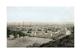 Islamic Holy City of Medina in Arabia  1800s