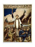 Knights of Columbus  1917
