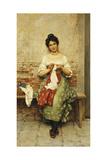 The Seamstress  1901