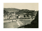 Mauch Chunk  Pennsylvania (Now named Jim Thorpe PA)  in the Lehigh Valley  1890s