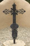 Ornate Cross  Church of St Francis of Assisi  Ranchos De Taos