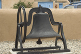 Bell of the Church of St Francis of Assisi  Ranchos De Taos