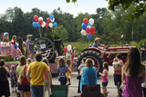 Fourth of July Parade in the Village of Alfred  Maine