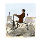 Velocipede of 1868