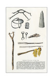 Implements of Torture Used in the African Slave Trade