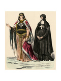 Women of the Order of St John  or Hospitallers  During the Time of the Crusades