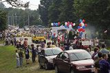 Festival Day Parade in the Village of Alfred  Maine