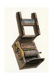 Model of Eli Whitney's Cotton-Gin