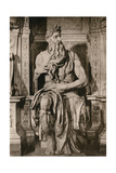 Statue of Moses by Michelangelo