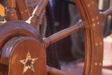 USS Constitution's Ship's Wheel  Boston