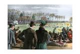 Princeton-Yale Football Match  1889