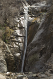 Waterfall in Fillmore Canyon of the Organ Mountains  Southern New Mexico