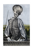 Doctor Death  a Miniature From a Book of Hours  Paris  1500s