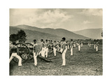 Cadets at Artillery Practice  US Military Academy  1890s