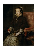 Portrait of Mary I of England