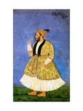 Portrait of Sayyid Shah Kallimullah Husayni