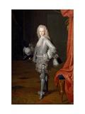 Louis I As Prince of Asturias