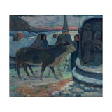 Christmas Night (The Blessing of the Oxen)