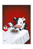 Revenge is a Dish (Cow)