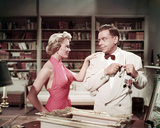 Sheree North  The Lieutenant Wore Skirts (1956)