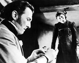 Christopher Lee  The Curse of Frankenstein (1957)