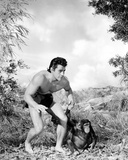 Gordon Scott  Tarzan's Fight for Life (1958)
