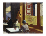 Chop Suey, 1929 Reproduction d'art par Edward Hopper